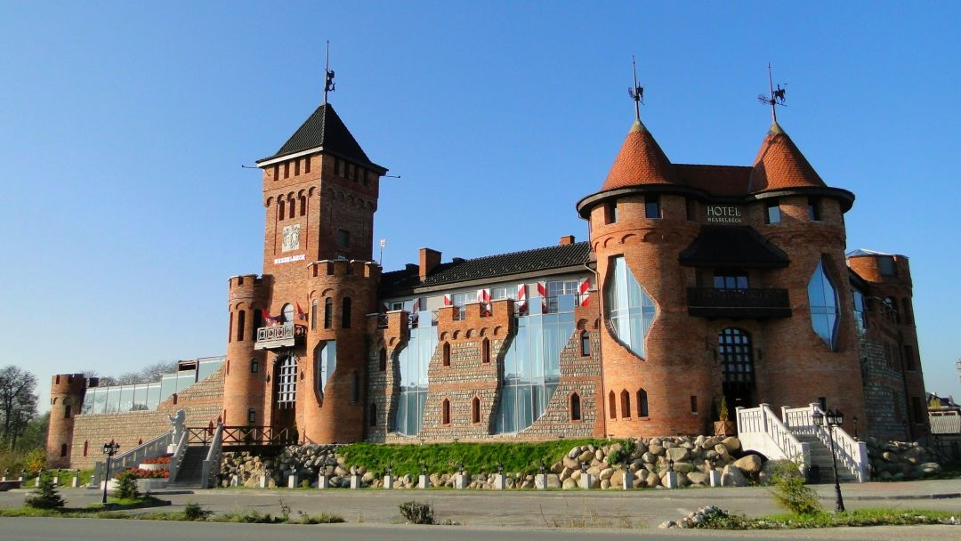 Путешествие в Кранц и Замок Нессельбек (г. Зеленоградск) - фото 3