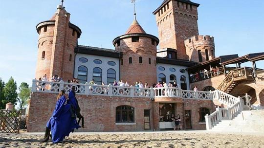 Путешествие в Кранц и Замок Нессельбек (г. Зеленоградск) - фото 4