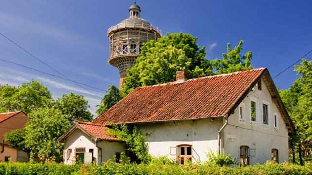Путешествие в Кранц и Замок Нессельбек (г. Зеленоградск) - фото 5