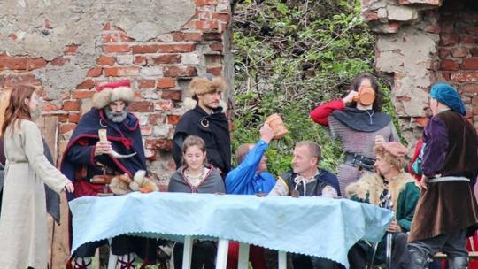 Экскурсия Замок Бранденбург - живая история Пруссии по Калининграду