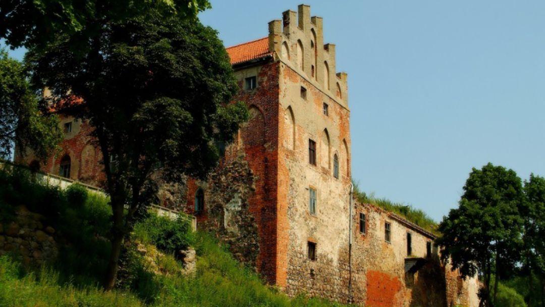 Рыцарские замки Восточной Пруссии - фото 1