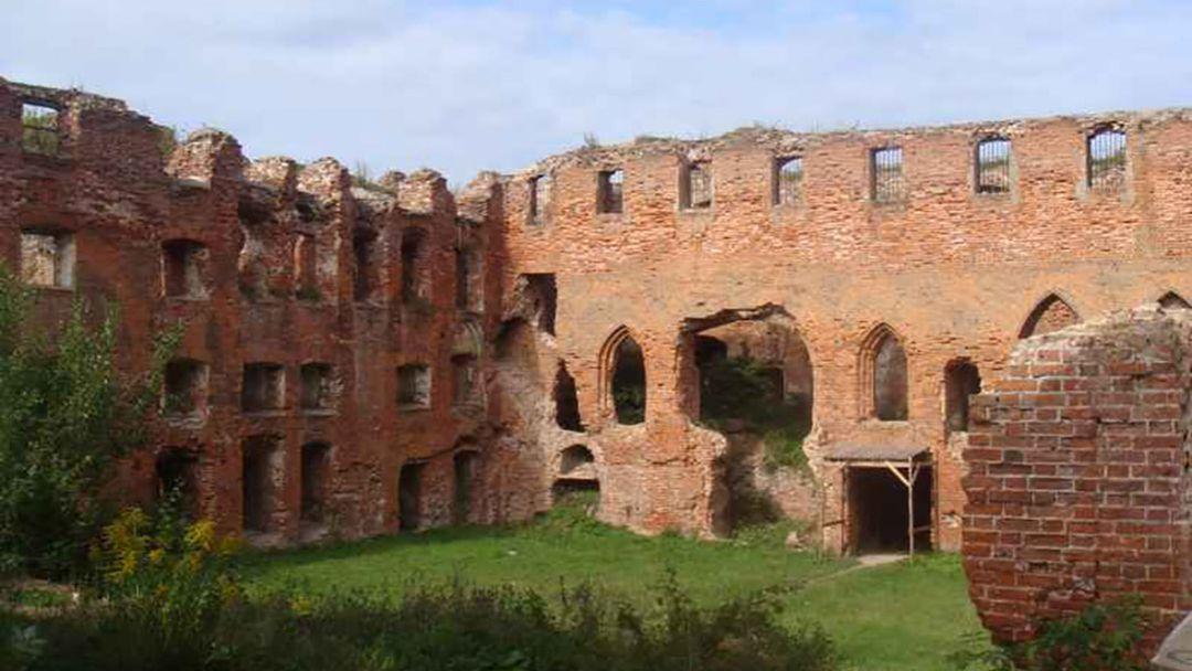 Рыцарские замки Восточной Пруссии - фото 3