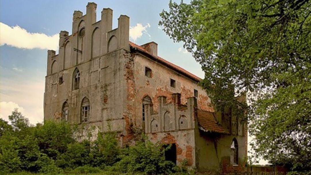 Рыцарские замки Восточной Пруссии - фото 4