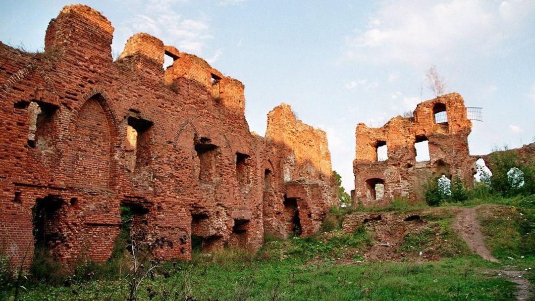 Рыцарские замки Восточной Пруссии - фото 6