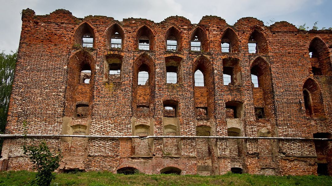 Рыцарские замки Восточной Пруссии - фото 8