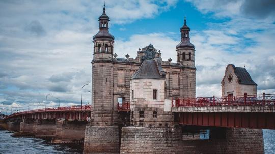 Рыцарские замки Восточной Пруссии - фото 9