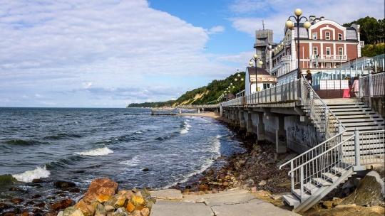 Экскурсия Янтарное побережье: Янтарный и Светлогорск по Калининграду