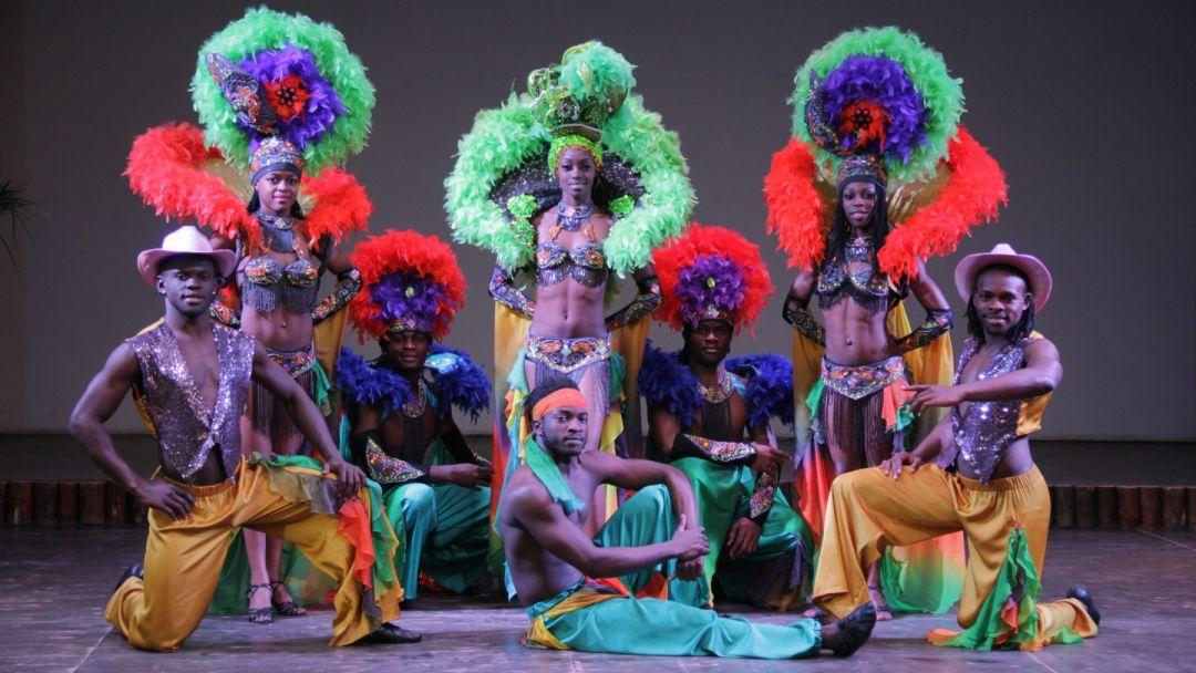 Интерактивное шоу «Африканская деревня» - фото 2