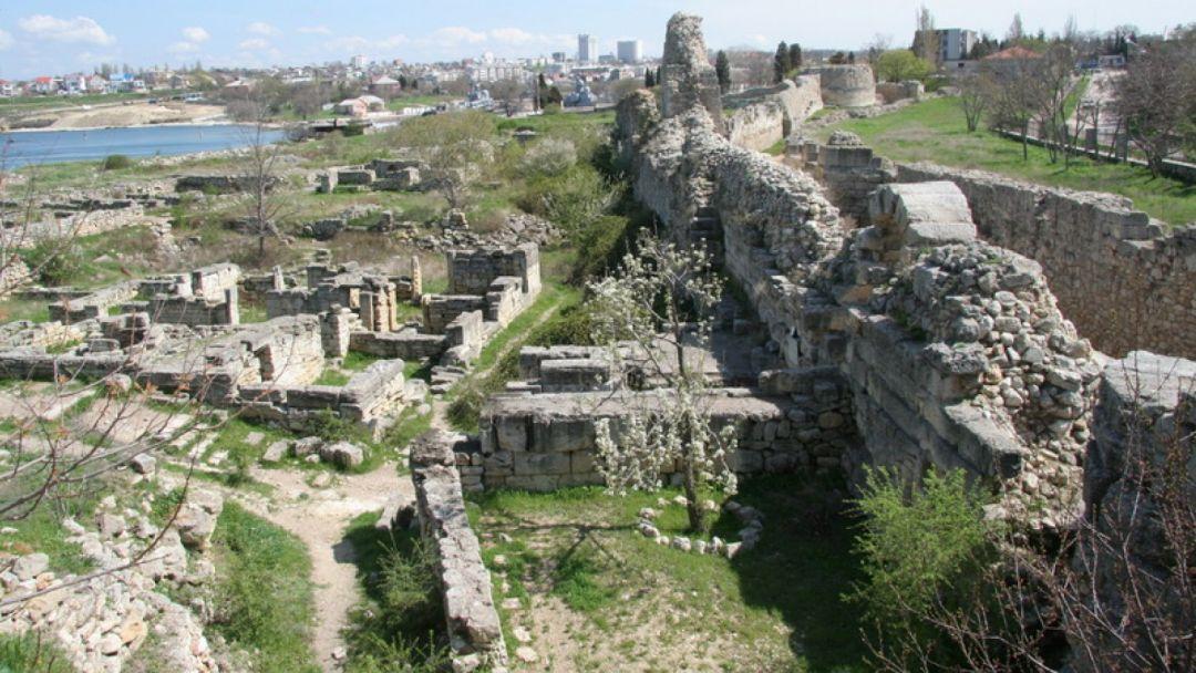 Путешествие в прошлое - Античный Херсонес - фото 5