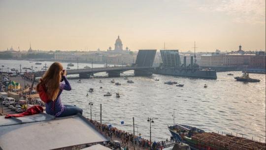 Экскурсия Фотосессии на крышах