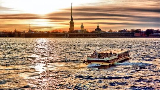 Экскурсия Поэтический Петербург или Стихи на воде в Санкт-Петербурге