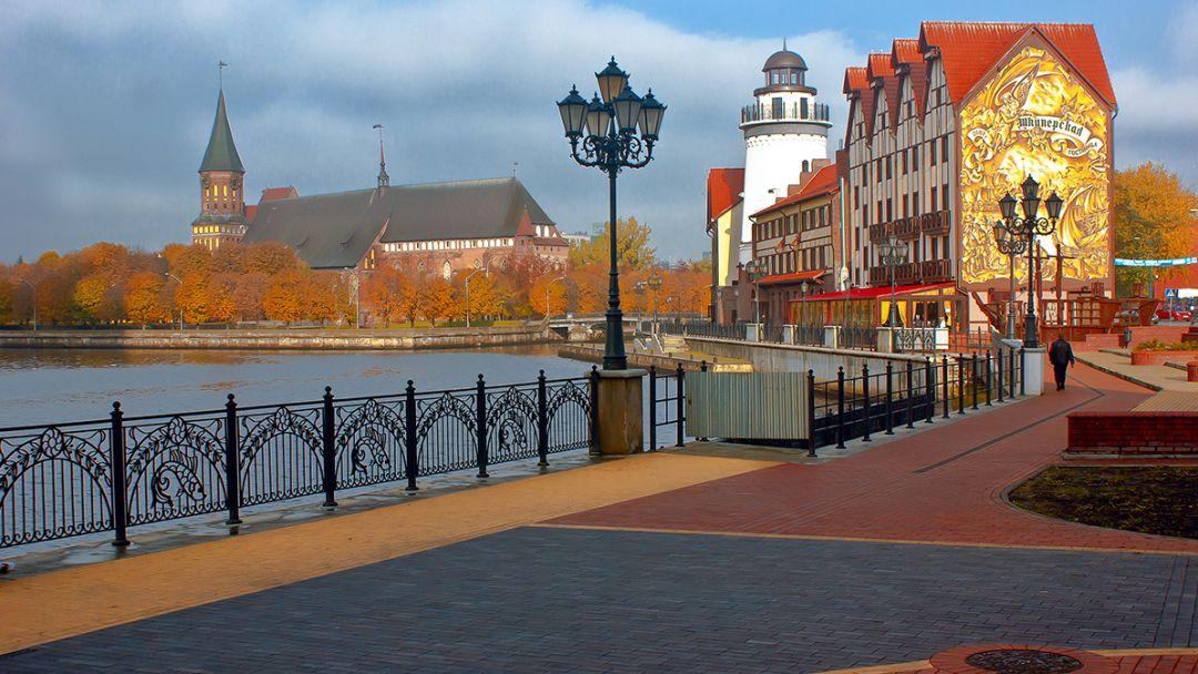 История Кёнигсберга-Калининграда - фото 1