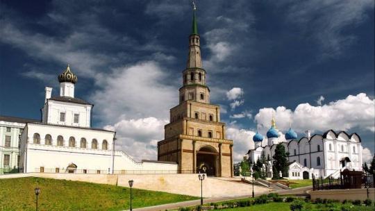 Экскурсия Обзорная экскурсия по Казани с посещением Казанского Кремля