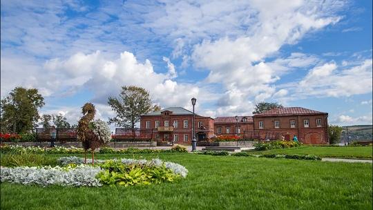 Остров-град Свияжск + Иннополис  - фото 3