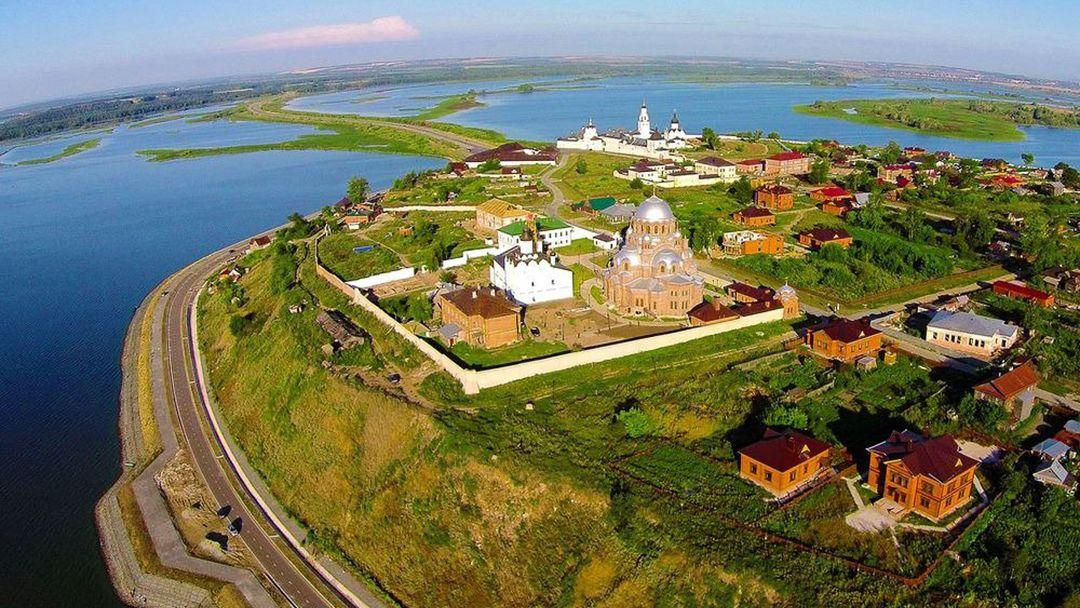 Остров-град Свияжск + Иннополис  - фото 5