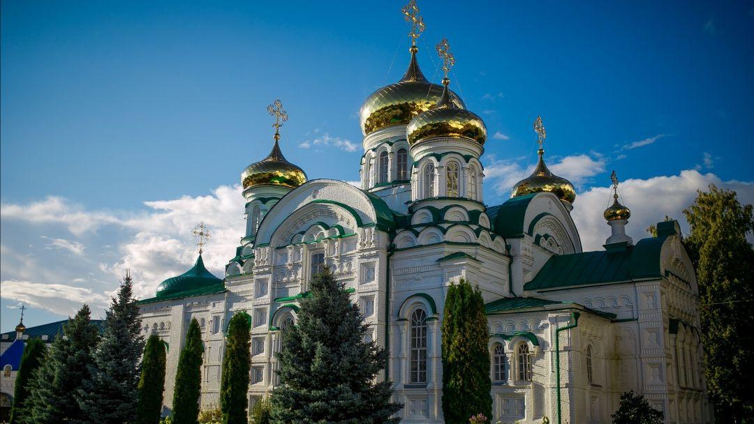 Раифский монастырь, Храм Всех Религий и Остров-град Свияжск - фото 2