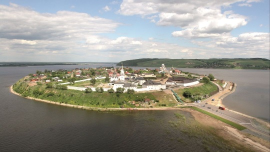 Раифский монастырь, Храм Всех Религий и Остров-град Свияжск - фото 3