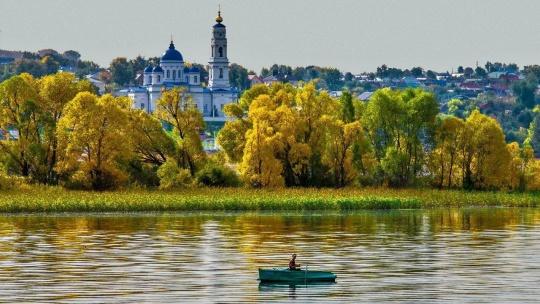 Экскурсия Экскурсия в Чистополь по Казани