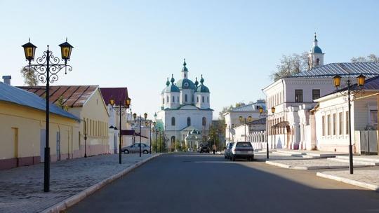 Древний город Елабуга - фото 2