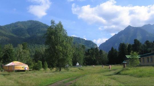 Экскурсия Источники серебряной долины в Иркутске
