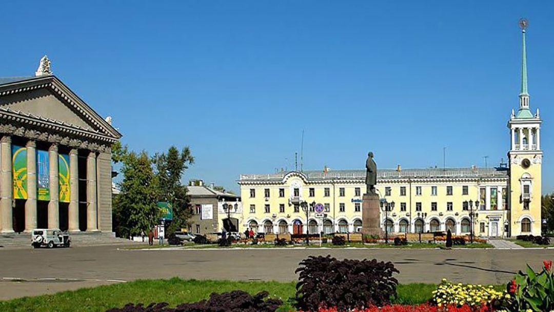 Ангарский музей часов в Иркутске