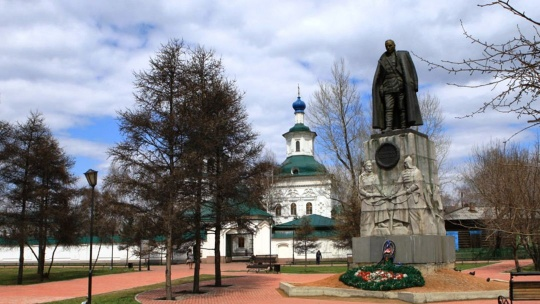 Экскурсия Иркутск в параллели веков (Обзорная экскурсия по Иркутску)