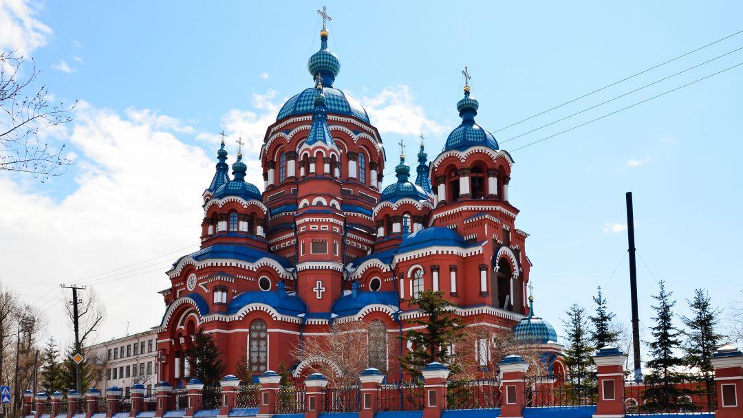 Экскурсия Иркутск православный