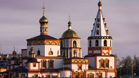 Экскурсия Иркутск религиозный в Иркутске