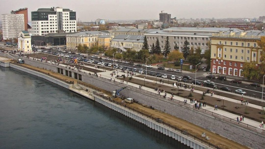 Экскурсия По Ангаре, по Ангаре... в Иркутске