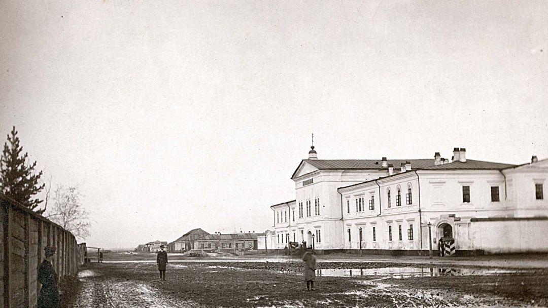 Экскурсия Иркутский тюремный замок