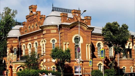 Экскурсия Краеведческий музей в Иркутске