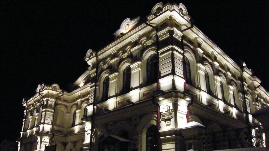 Экскурсия Музей истории Иркутска