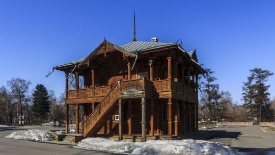 Музей-усадьба В.П.Сукачева - фото 2