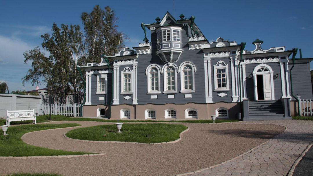 Музей-усадьба декабриста С.Г.Волконского / С.П.Трубецкого - фото 2