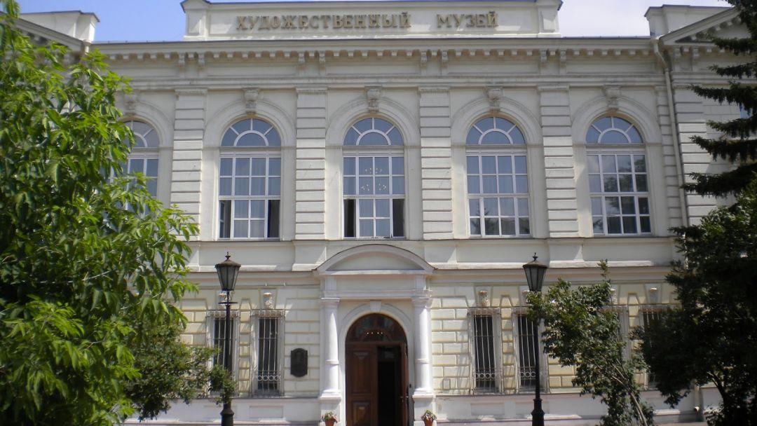 Художественный музей имени В.П.Сукачева в Иркутске