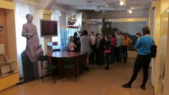 Музей Г.И.Шелихова - фото 2
