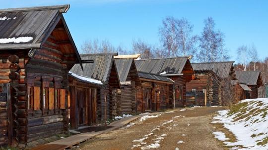 """Экскурсия Музей деревянного зодчества """"Тальцы"""""""