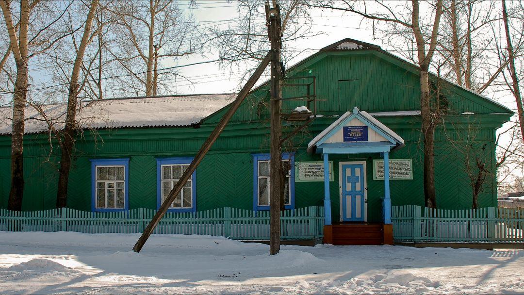 Экскурсия Музей-усадьба первого декабриста В.Ф.Раевского
