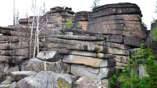 Иркутские столбы - фото 2