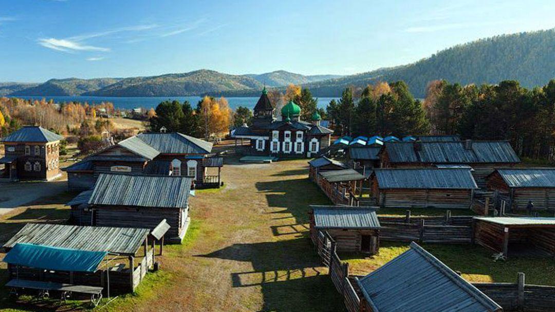Архитектурно-этнографический музей-заповедник «Тальцы» в Иркутске