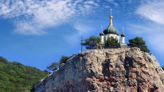 Церковь Воскресения Христова в Феодосии