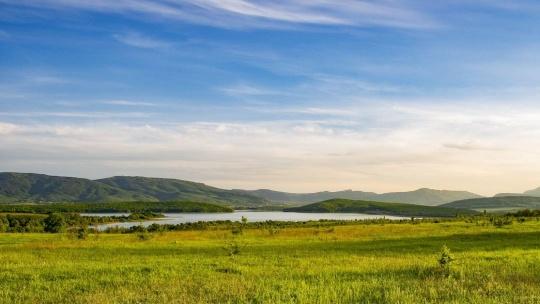 Байдарская долина в Симеизе