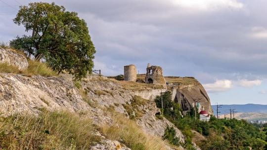 Крепость Каламита по Ореанде