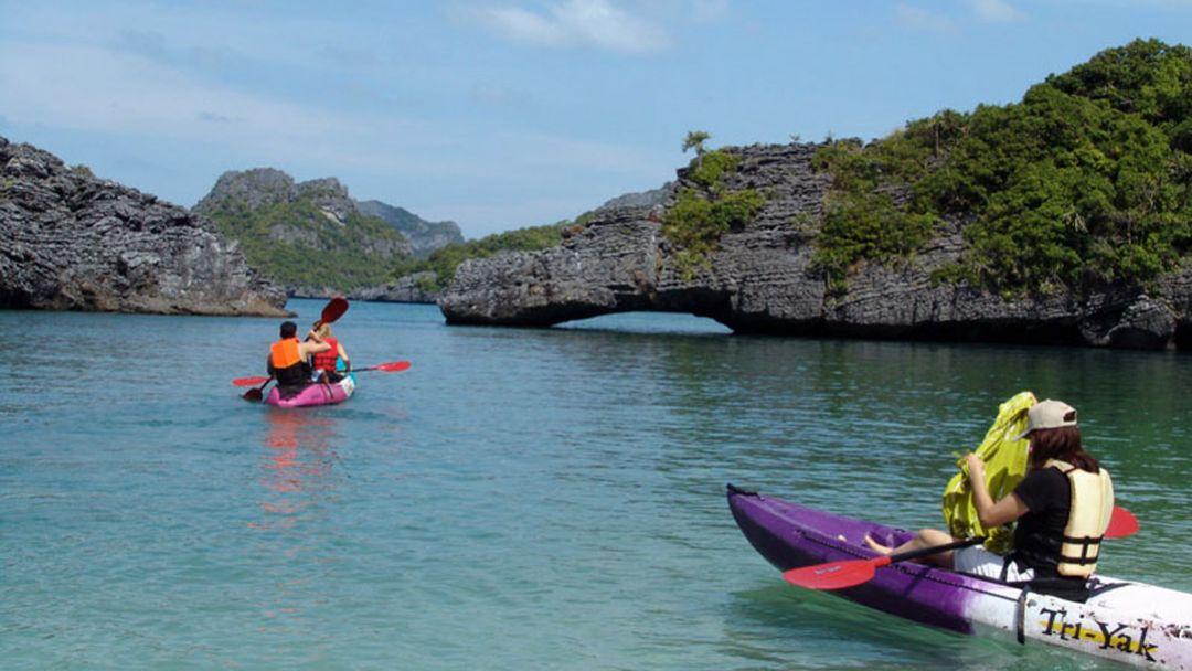 Морской Национальный Парк Ангтонг - фото 2