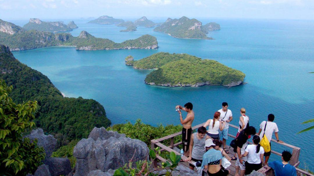 Морской Национальный Парк Ангтонг - фото 3