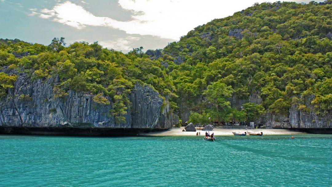 Морской Национальный Парк Ангтонг - фото 7