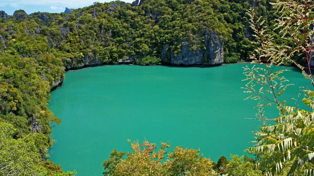 Морской Национальный Парк Ангтонг - фото 8