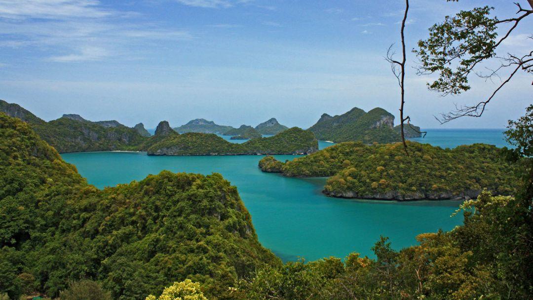 Морской Национальный Парк Ангтонг - фото 11