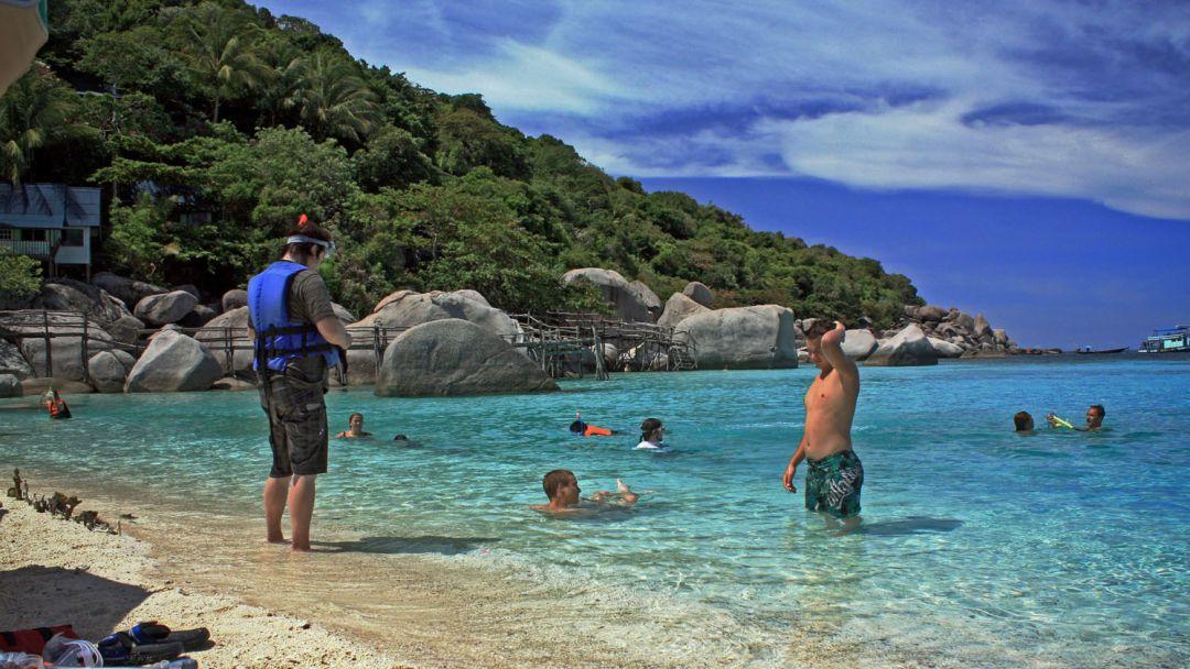 За экзотикой на острова. - фото 11