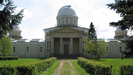 Крымская астрофизическая обсерватория в Алуште